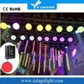China factory price RGB DMX 512 kinetic lighting