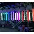 2018 new design led kinetic lights crystal column