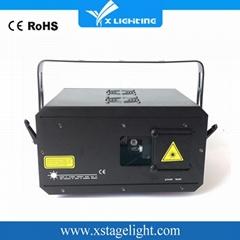 New 3W RGB Laser Disco Light