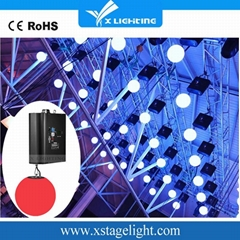 Professional stage effect led kinetic light for bar