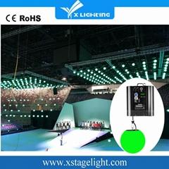LED升降球移动迪斯科球灯