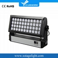 Stage DMX high power led city color wall wash light