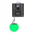 dmx絞車動力系統LED昇降球