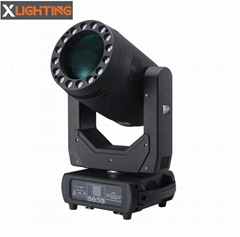 Super 300w led beam moving head light with effect for concert show