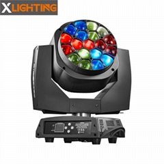 High Quality Moving Head Rgbw Bee Eyes sharpy stage moving head beam light