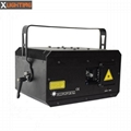 Professional Dj Equipment 2W Full Color Animation Laser show system Stage Light