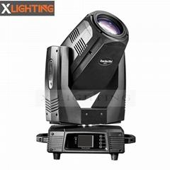 Club light beam 350 17r hybrid matrix moving head zoom stage light