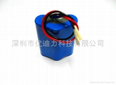 柱式锂电池组