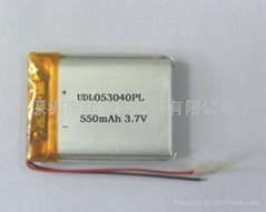 503040聚合物锂电池