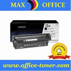 Original Toner HP Q2612A for HP Laser 1010 1012 3020 Made in China Dubai