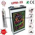 LED screen advertising umbrella packing machine with writing board 2