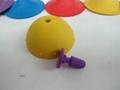 hip hop pops, jumping disc, half rubber bouncing ball 2