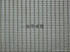 帘子網不鏽鋼建築網