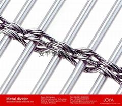 金屬建築鋼絲繩網