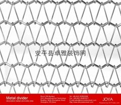 金属螺旋网