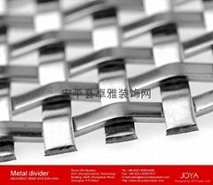 金屬建築裝飾編織網