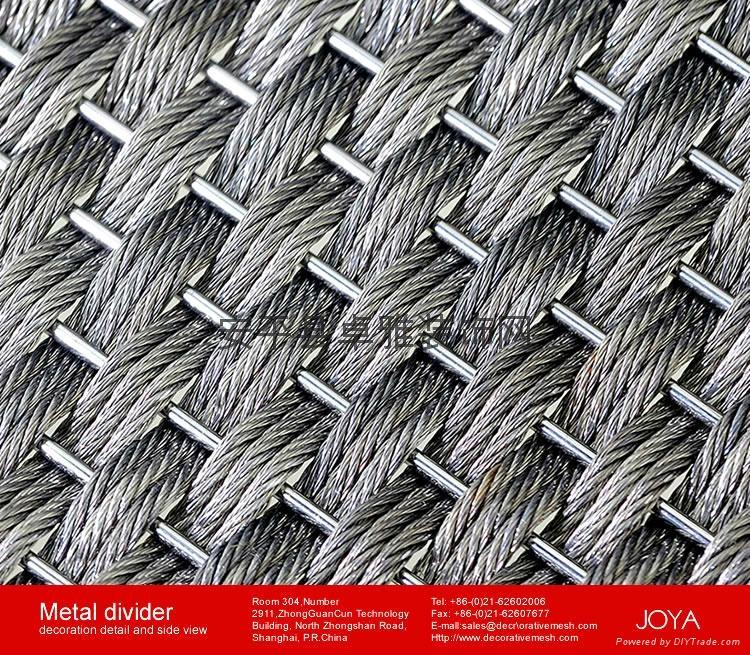金屬不鏽鋼多股網  3