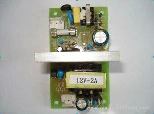 12V2A Lead-acid Battery Charger  1