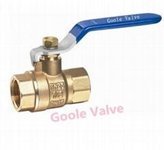 Thread Brass ball valve