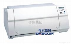 重負荷流水報表打印機