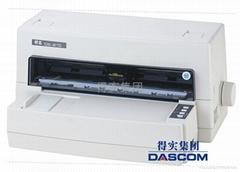 快遞單平推打印機