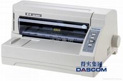 得实针式打印机