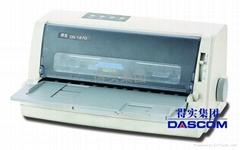 多功能80列平推票據打印機