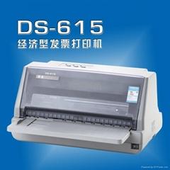 得實平推針式打印機