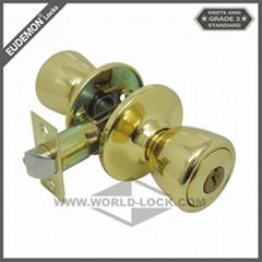 Knob lock