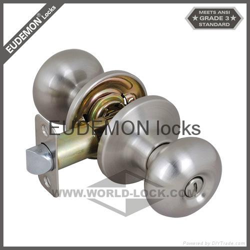 Knob lock 1