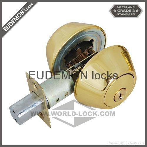 Deadbolt lock 1