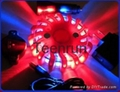 Orange Led Rotary Warning Light