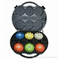 6 Packs Rechargeable Led Flares