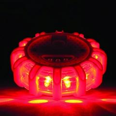 12+3 emergency led warning flare flashing light