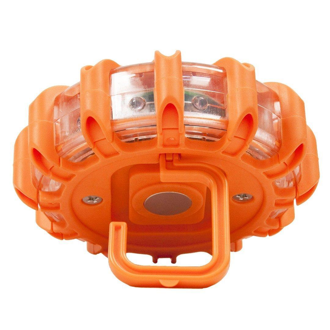 3 pack Flashing LED Emergency Traffic Safety Road Flare Warning Light 3