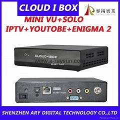 Cloud-I box MINI Vu+SOLO