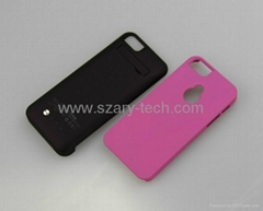 Power+case  2200mAh for Iphone5,5S,5C external battery case