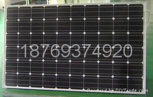 供应250w单晶太阳能电池板 1