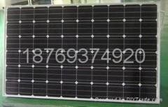 供应250w单晶太阳能电池板