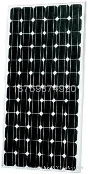 200w单晶太阳能电池板 1