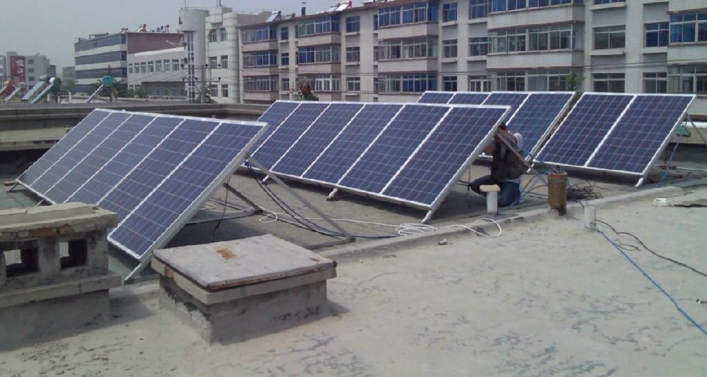 太阳能发电系统专用太阳能板 4