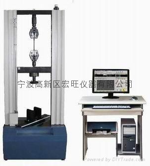 微机控制电子  试验机 2