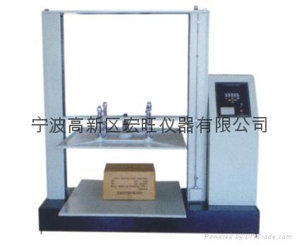 纸箱抗压试验机 3