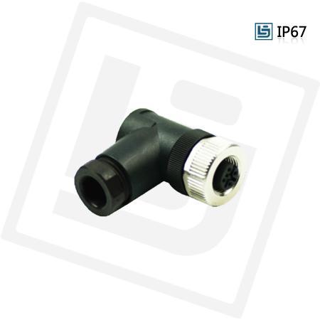 M12防水传感连接器 3