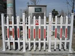 電力塑鋼護欄