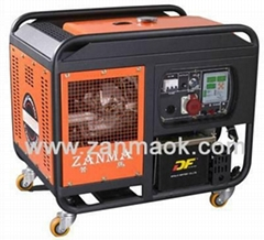 10kVA柴油發電機組