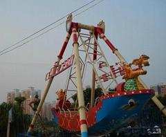 12座海盗船