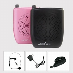 HOT Aker waistband speaker rechargeable portable guitar amplifier