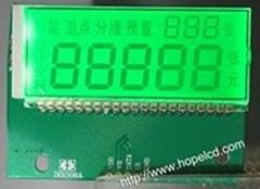 深圳工业绿膜液晶显示屏JDL0418D08