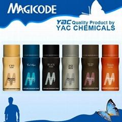 Perfumed body spray for men